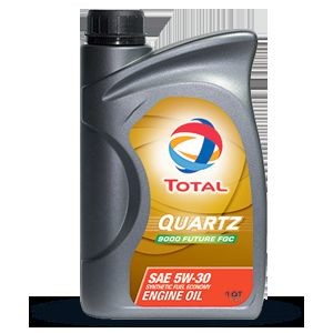 Total quartz 9000 future fuel economy