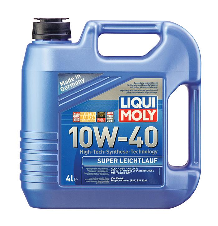 моторное масло 10w 40