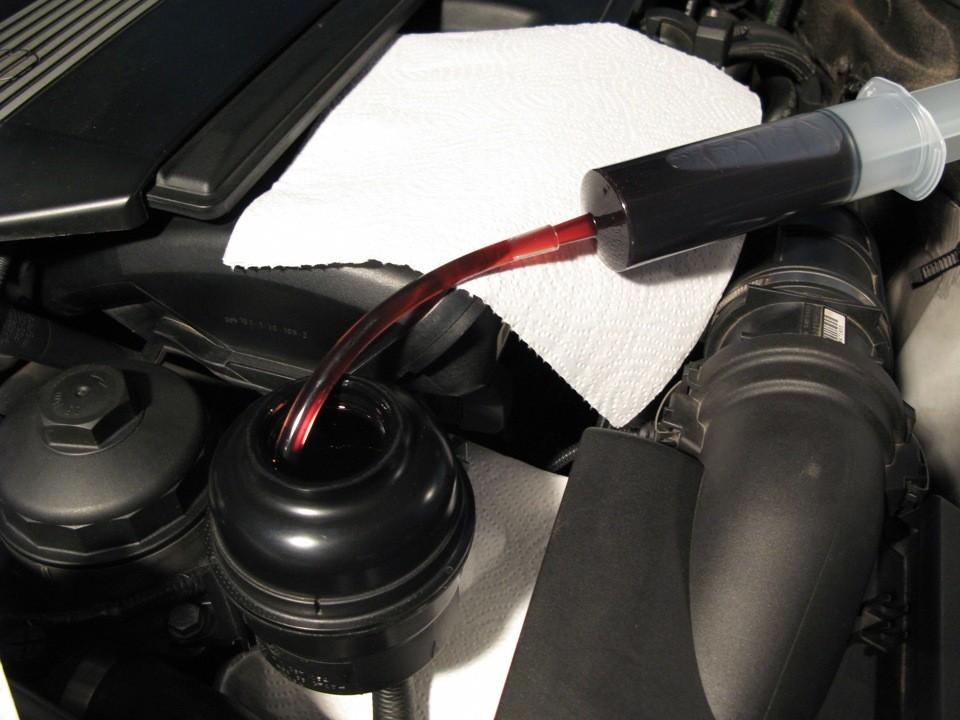 Возможные проблемы в двигателе после замены масла