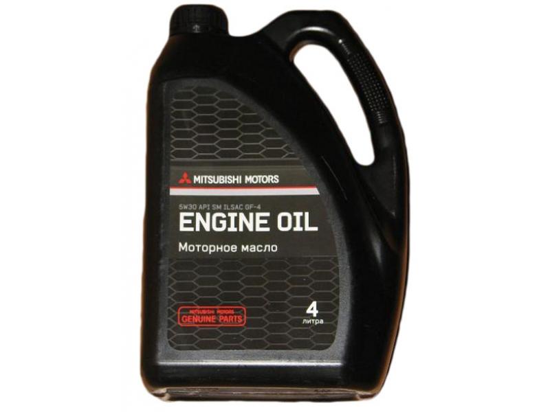 масло мицубиси 5w30