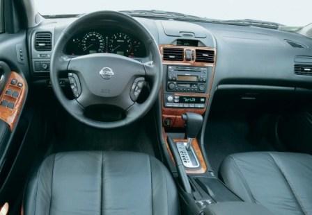 Обзор Nissan Maxima А33, характеристики